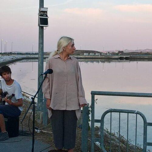 """ΔΗΠΕΘΕ Βέροιας/ 2ο Σχολείο Σκηνοθεσίας : Στη Λίμνη του Αλιάκμονα πέταξε απόψε ο """"γλάρος"""" του Τσέχωφ"""