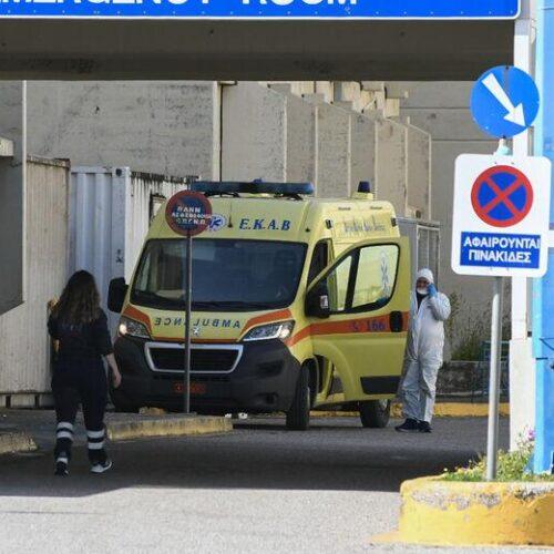 Κορωνοϊός: Άλμα με 47 θανάτους, 2871 νέα κρούσματα και 346 διασωληνωμένους