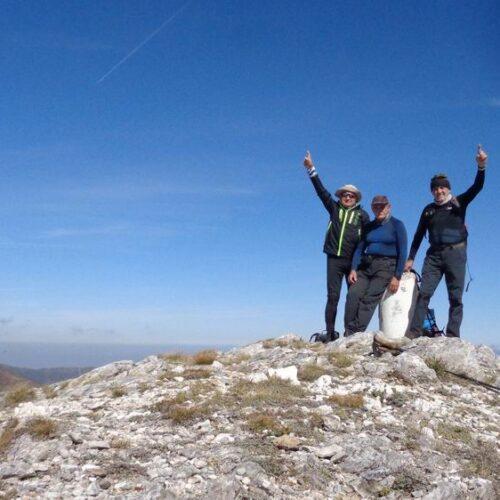 """Ορειβατική Ομάδα Βέροιας """"Τοτός"""": Ανάβαση στη Μικρή Τζένα διασχίζοντας το Φαράγγι της """"Νότια"""""""
