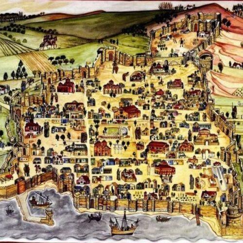 """Γιώργης Έξαρχος: Διαδρομές... αυτογνωσίας...4 / Η αναπόδεικτη """"πρώιμη κάθοδος Σλάβων"""" εν Ελλάδι..."""