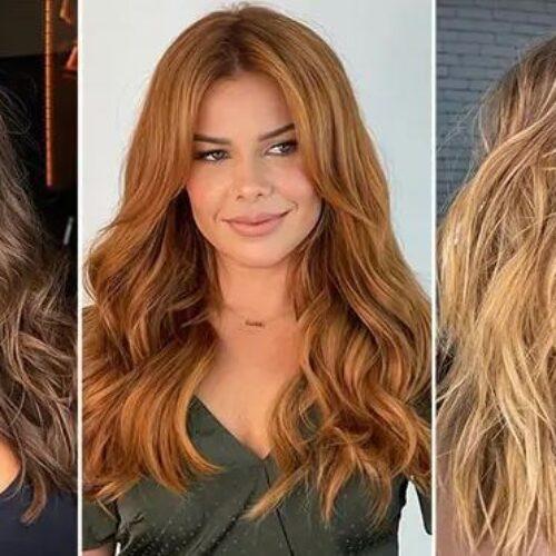 Μαλλιά Φθινόπωρο / Χειμώνας 2021 – 2022: Τα top χρώματα, κουρέματα και χτενίσματα