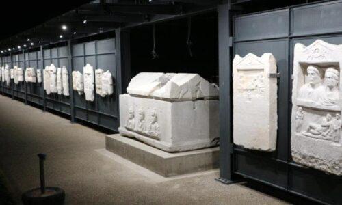 Ενημερωτικό Δελτίο Εφορείας Αρχαιοτήτων Ημαθίας για τον μήνα Οκτώβριο 2021