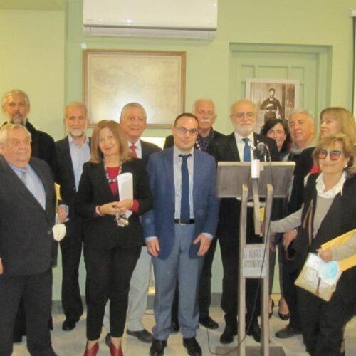 Φίλοι του Εθνογραφικού Κέντρου Γιώργη Μελίκη / Με μεγάλη επιτυχία πραγματοποιήθηκε η Ημερίδα για τον Τέλλο Άγρα
