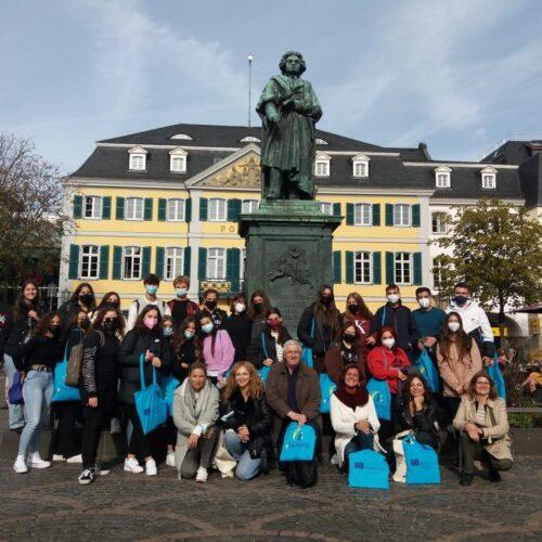 Το 5ο ΓΕ.Λ. Βέροιας με πρόγραμμα Erasmus+ στη Βόννη