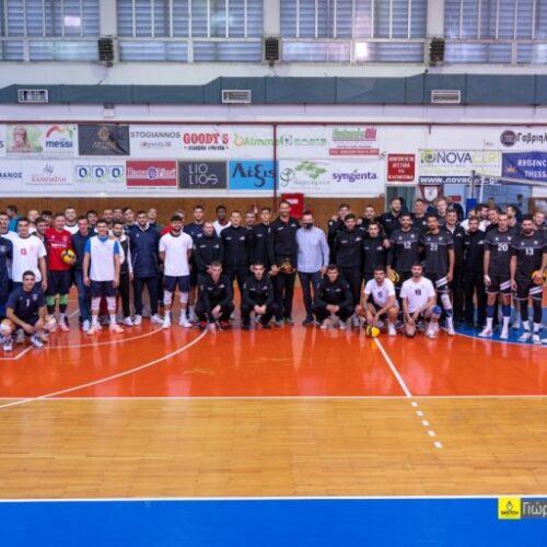 Βόλεϊ: Τρίτος Φίλιππος Βέροιας στο 2ο Διεθνές Τουρνουά που κέρδισε η ομάδα της Βουλγαρίας