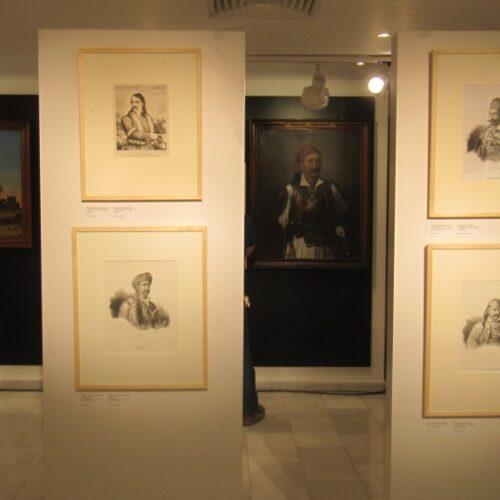 Εγκαίνια έκθεσης «ΕΠΑΝΑCYΣΤΑΣΗ '21: Μακεδονία» στο Χώρο Τεχνών / Εντυπωσιακά τα εκθέματα