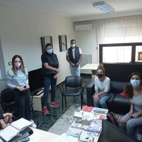 Βέροια / Κέντρο Συμβουλευτικής Δήμου: Συνάντηση με το DRC για την υποστήριξη γυναικών προσφύγων