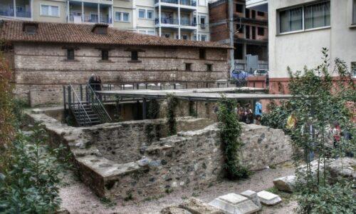 ΕΦΑ Ημαθίας / ανοιχτοί για το κοινό: Άγιος Πατάπιος, Νεκρόπολη Αιγών, Παλαιά Μητρόπολη Βέροιας