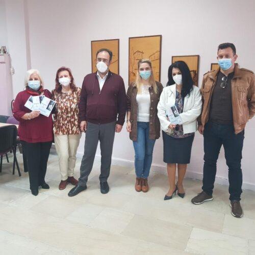 Δήμος Βέροιας: Δωρεάν μαστολογικός έλεγχος και το διεθνές σύμβολο της ροζ κορδέλας στις δράσεις πρόληψης του καρκίνου του μαστού