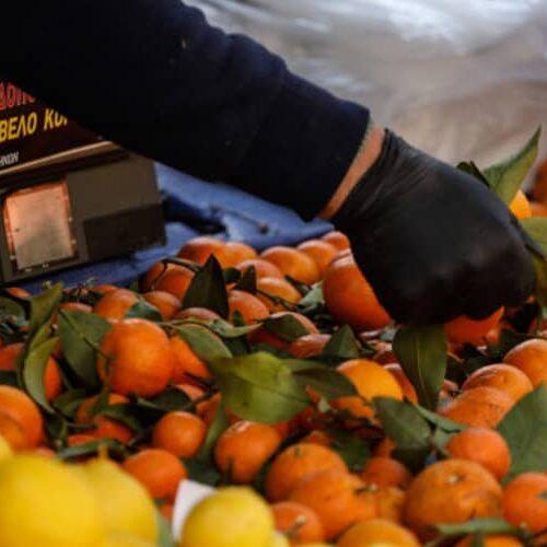 Το ΜέΡΑ25 στο πλευρό των Παραγωγών και των Εμπόρων Λαϊκών Αγορών