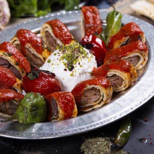 Ξακουστό τούρκικο μπεϊτί κεμπάπ