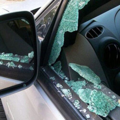Συνελήφθησαν επ' αυτοφώρω στη Βέροια για διάρρηξη αυτοκινήτου
