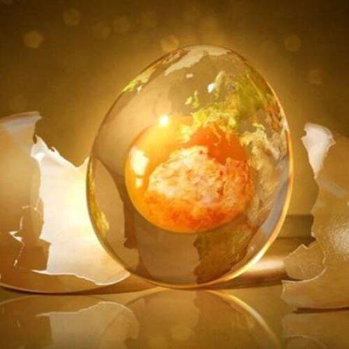 """Νέα ποιητική συλλογή: Λεονάρδος  Χατζηανδρέου """"Το Κοσμικό Αυγό"""" / Εκδόσεις """"Στοχαστής"""""""