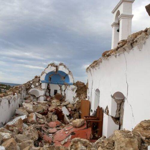 Σεισμός στην Κρήτη: Ανησυχία για μεγάλους μετασεισμούς