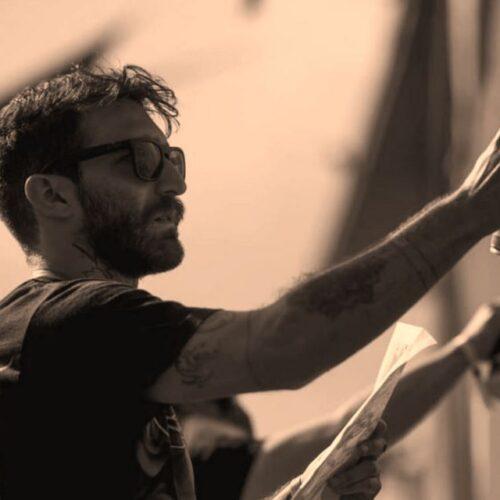 Θέμης Κωνσταντινόπουλος, ένας χαρισματικός νεαρός καλλιτέχνης της Βέροιας / Όταν το γκράφιτι γίνεται Τέχνη