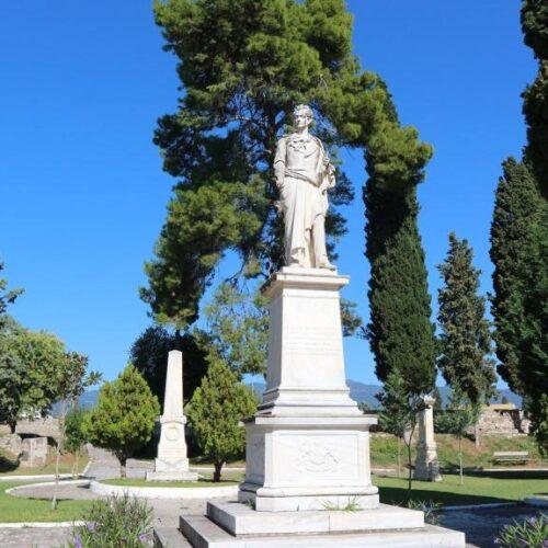 Ο Κήπος των Ηρώων στο Μεσολόγγι. Εκεί, όπου η μνήμη συναντά την ανδρεία