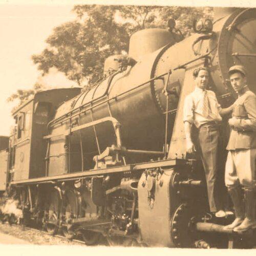 """Γιώργος Λιόλιος """"Σιδηρόδρομος σφυρίζων εις την πεδιάδα"""" - Μια ιστορική & ποιητική μονογραφία του σιδηρόδρομου και του σταθμού της Βέροιας"""