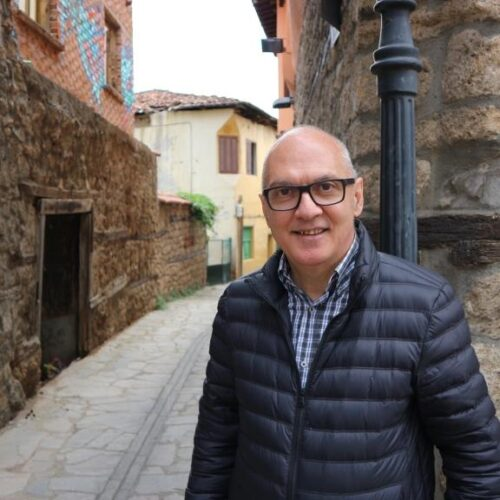 Γιάννης Τροχόπουλος. Με γνώση, πίστη και έμπνευση, κάνοντας πράξη το όραμα της Βιβλιοθήκης του Μέλλοντος - Συνέντευξη