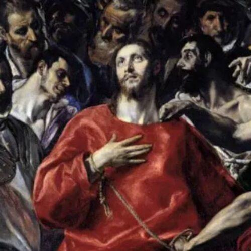 H ζωή του Ιησού μέσα από τα χέρια των ζωγράφων: 32 πίνακες